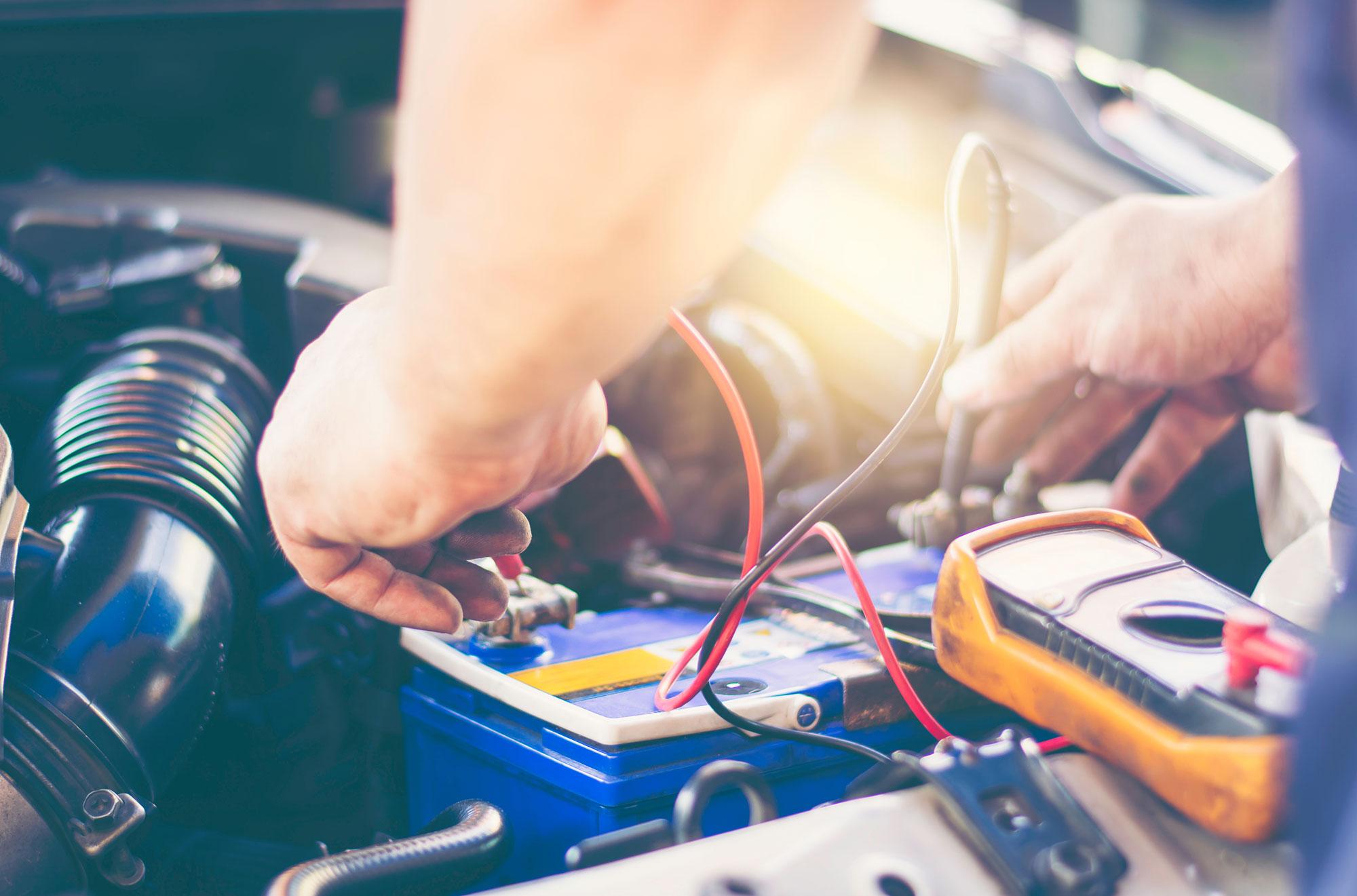 Repairs - AD Car Care Wimbledon